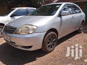 Toyota Corolla 2003 Silver | Cars for sale in Kiambu, Ndenderu