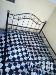 Metal Bed 5 By 6 | Furniture for sale in Mombasa, Miritini