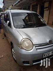 Toyota Sienta 2009 Silver | Cars for sale in Nyeri, Karatina Town