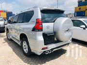 Toyota Land Cruiser Prado 2014 Silver | Cars for sale in Mombasa, Tudor