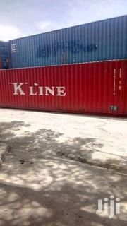Container For Sale 40ft&20ft | Manufacturing Materials & Tools for sale in Kiambu, Thika
