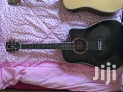 Guitar Acoustic Electrified Almost New   Musical Instruments & Gear for sale in Nairobi, Embakasi