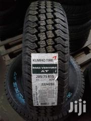 205/75r15 Kumho Tyre's Is Made In Korea | Vehicle Parts & Accessories for sale in Nairobi, Nairobi Central
