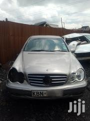 Mercedes-Benz C180 2005 Silver | Cars for sale in Nairobi, Harambee