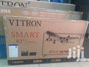 Vitron Smart Android Full HD Tv 43 Inch | TV & DVD Equipment for sale in Nairobi, Nairobi Central