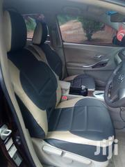 Toyota Premio Customized Leather Car Seat Covers For Sell | Vehicle Parts & Accessories for sale in Nairobi, Embakasi