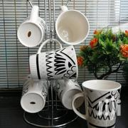 A Set Of 6 Pcs Tea Mugs | Kitchen & Dining for sale in Nairobi, Nairobi Central