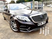 Mercedes-Benz S Class 2014 Black | Cars for sale in Nairobi, Lavington