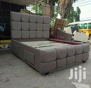 Modern Tufted Bed | Furniture for sale in Nairobi, Zimmerman