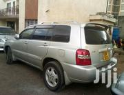 Toyota Kluger 2006 Silver   Cars for sale in Nairobi, Pangani