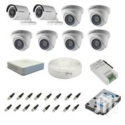 Hikvision 8 Cctv Camera Full Kit | Security & Surveillance for sale in Nairobi, Nairobi Central