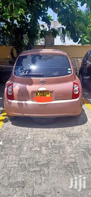 Nissan March 2009 Gold | Cars for sale in Mombasa, Changamwe