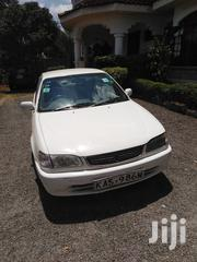 Toyota Corolla 2002 White | Cars for sale in Nairobi, Nairobi Central