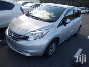 New Nissan Note 2013 Silver