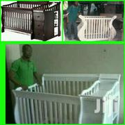 Baby Cot Bed | Children's Furniture for sale in Mombasa, Tudor