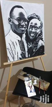 Portrait Canvas Painting A2 Size | Arts & Crafts for sale in Nairobi, Nairobi Central