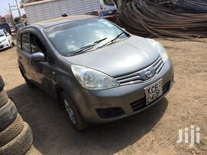 Nissan Note 1.4 2008 Gray