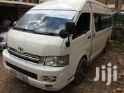 Toyota Hiace Commuter 9L Auto Diesel Private | Buses & Microbuses for sale in Nairobi, Roysambu