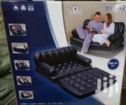2 Seater Inflatable Pull_out Sofa | Furniture for sale in Mombasa, Bamburi