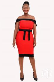 Off Shoulder Fitting Dress | Clothing for sale in Nairobi, Nairobi Central