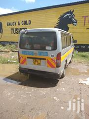 Toyota Matatu For Quick Sale...Buy And Drive Owner Needs Upgrade   Buses & Microbuses for sale in Kiambu, Hospital (Thika)