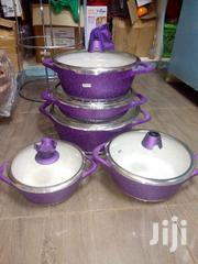 Granite Coated Non Stick Cookingware Set 10pcs | Kitchen & Dining for sale in Nairobi, Nairobi Central