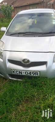 Toyota Vitz 2010 Silver | Cars for sale in Mandera, Township