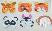 Children Animal Themed Party Masks Panda Zebra Giraffes Monkeys Tiger | Clothing Accessories for sale in Nairobi, Mountain View