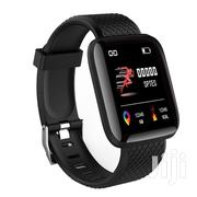 116 Plus Smart Band Smartwatch + Free Gift | Smart Watches & Trackers for sale in Nairobi, Nairobi Central