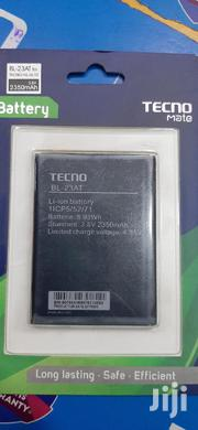 Original TECNO H6 Battery Bl-23at | Accessories for Mobile Phones & Tablets for sale in Nairobi, Nairobi Central