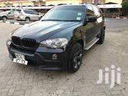 BMW X5 2008 3.0i Black | Cars for sale in Nairobi, Kileleshwa