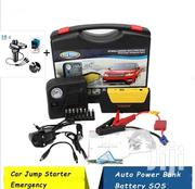 Car Jump Starter Air Compressor Kit With FREE Bluetooth Modulator | Vehicle Parts & Accessories for sale in Nairobi, Nairobi Central