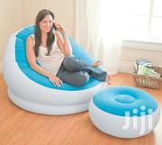 Inflatable Seats With A Foot Rest | Furniture for sale in Nairobi, Nairobi Central