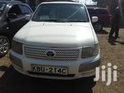 Toyota Succeed 2005 White   Cars for sale in Kajiado, Ngong