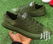 Converse Allstar Jungle Green New Rubber Shoe   Shoes for sale in Nairobi, Ngara