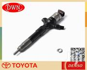 Injector Nozzle 1KD-FTV Toyota Prado/Hilux/Hiace | Vehicle Parts & Accessories for sale in Nairobi, Nairobi Central