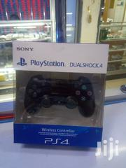 New Playstion 4 Controllers Black . | Video Game Consoles for sale in Nairobi, Nairobi Central