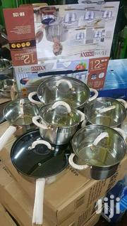 12pcs Bominox Stainless Steel Cookware Set | Kitchen & Dining for sale in Nairobi, Nairobi Central