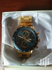 Gold And Blue MEMA Watch | Watches for sale in Nairobi, Kileleshwa