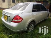 Nissan Tiida 2011 1.6 Visia Silver | Cars for sale in Mombasa, Changamwe