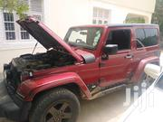 Jeep Wrangler 2011 Red | Cars for sale in Kwale, Ukunda