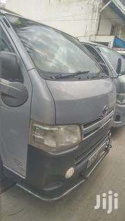 Toyota HiAce 2011 Silver | Buses & Microbuses for sale in Mombasa, Tudor