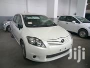 New Toyota Auris 2012 White | Cars for sale in Mombasa, Majengo