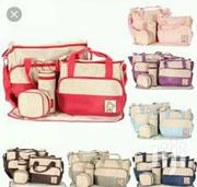Baby Diaper Bags 5ps In 1 | Toys for sale in Nairobi, Nairobi Central