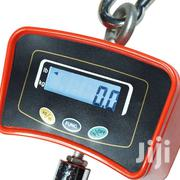 500kg-portable Electronic LCD Digital Hanging Weight Hook Scale | Store Equipment for sale in Homa Bay, Mfangano Island