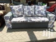 Affordable Simple Quality 3 Seater Sofa | Furniture for sale in Nairobi, Ngara