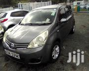 Nissan Note 2010 1.4 Gray | Cars for sale in Nairobi, Nairobi Central