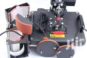 5 In 1 Heat Transfer Press Machine For Printing Sublimation | Printing Equipment for sale in Nairobi, Nairobi Central