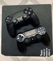 Slim Sony Playstation 4 With 2 Pads And Fifa 20 Bundle   Video Game Consoles for sale in Nairobi, Nairobi Central