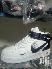 Airforce White Tick Black | Shoes for sale in Nairobi, Nairobi Central